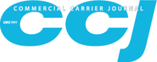 Logo for the Commercial Carrier Journal CCJ
