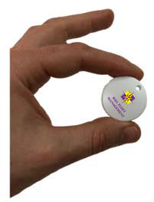 Image of Mini GPS Asset and Tool Tagging System by R&L Fleet Management