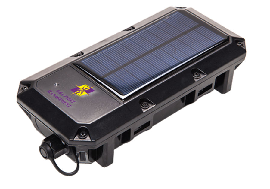 Image of PII ATX2S Solar Powered GPS Trailer and Asset Tracking by R&L Fleet Management